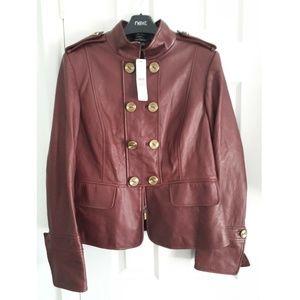 Ellen Tracey Bloomingdale's military jacket 12